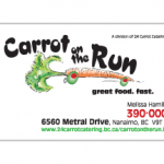 1-Carrot on the Run logo design