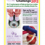 25-Able Body Consulting poster